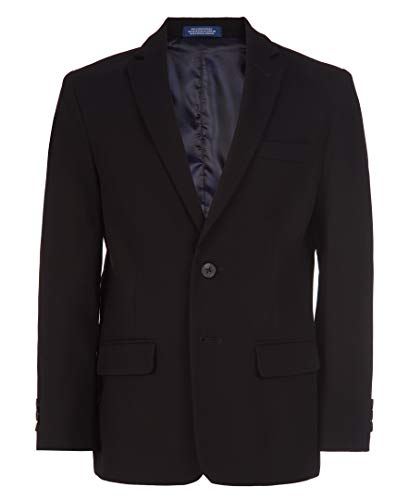 Amazon Essentials Men's Unlined Knit Sport Coat, Navy, XX-Large