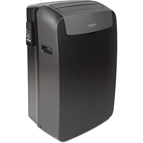 WHIRLPOOL - PORTABLE AIR CONDITIONERPACB212HP - 12000BTU - Cooling and heating- Zwart / Grijs - PACB212HP