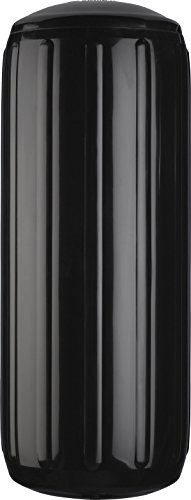 Polyform HTM-3 Boat Fender Black 10.5 x 27 in.