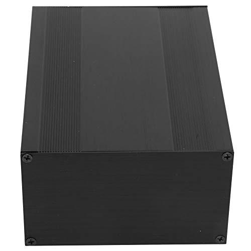 Caja de proyectos electrónicos Caja de cajas Caja de proyectos electrónicos Bo Caja de proyectos electrónicos Cas Caja de enfriamiento de aluminio para productos electrónicos