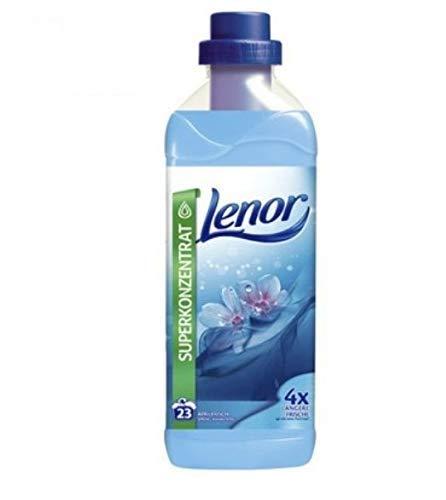 4 x Lenor wasverzachter - aprilfris - 23 wasbeurten - 575 ml