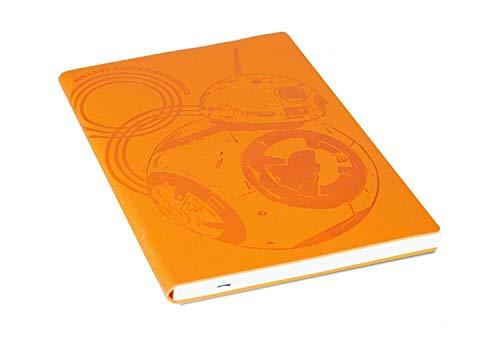 Cuaderno Star Wars SR72437 A5 'BB-8 Flexi-Cover'