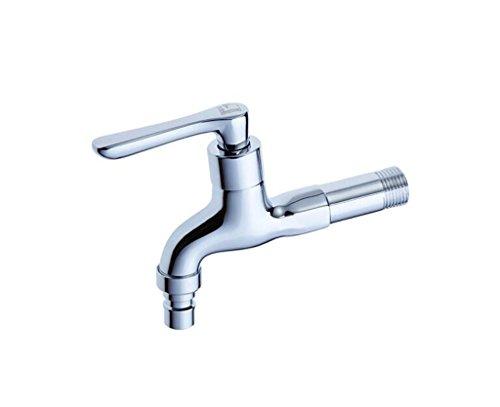 WYF-Robinet Ensemble de robinet de machine à laver plus section 4 points de sortie de la bobine d'entrée de cuivre complète