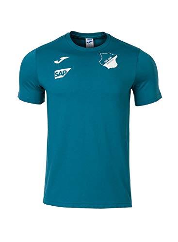 TSG 1899 Hoffenheim Erwachsene TSG-Freizeitshirt 20/21 Shirt, Petrol, L
