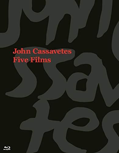 ジョン・カサヴェテス Blu-ray BOX<初回限定版>