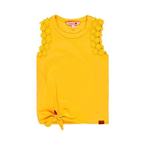 boboli Camiseta Manga Corta Punto elástico de niña Modelo 409047