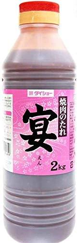 ダイショー 業務用 焼肉のたれ 宴 1箱 ( 2kg × 6個 )