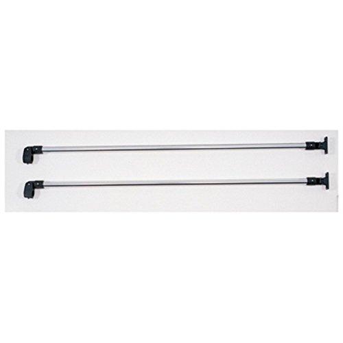 """Carver 62010 Bimini Top Brace Kit - 48"""", Aluminum"""