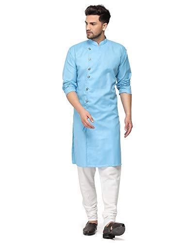ONNIX Men's Kurta Pyjama Set Cotton