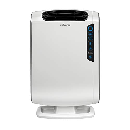 New Fellowes Air Purifier, Medium, White