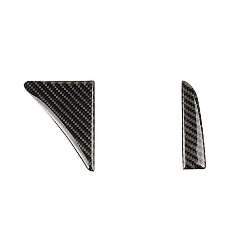 XIAOZHANG ZHANGQIN FIT FOR Audi A4 B8 2009 2011 2011 2012 2013 2013 2014 2015 2016 Interior de Fibra de Carbono Interior GPS Navigator Tapa de Ajuste (Color Name : LHD)