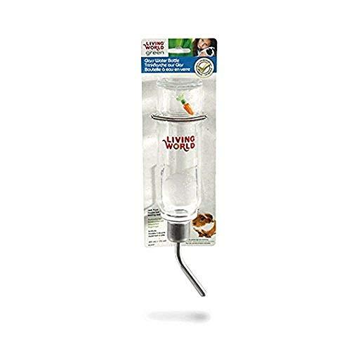 Living World Green auslaufsichere Trinkflasche , für Ratten, Meerschweinchen und Chinchillas, 769 ml
