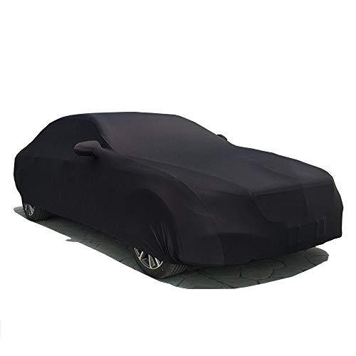 Autoabdeckung Vollgarage Auto Abdeckplane for Mercedes Benz CLA, CLS, GL, SL, SLK, SLS- Stretch Satin Indoor Car-Cover, atmungsaktiv, Inklusive Dustproof- Aufbewahrungstasche