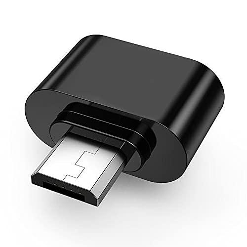 Adaptador USB 2.0 Mini tipo C OTG Micro USB macho a USB hembra convertidor de cable adaptador de disco en U para teléfonos Tablet PC Android