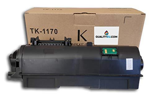 Toner TK-1170 K zwart (1T0250NL0) compatibel met printers KYOCERA ECOSYS M2040, ECOSYS 2540, ECOSYS 2640