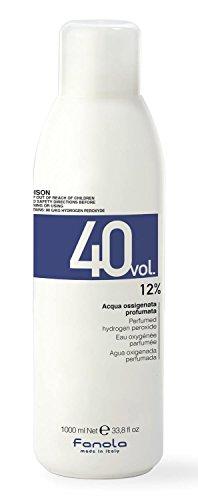 Fanola - Agua Oxigenada Perfumada, 1000 ml
