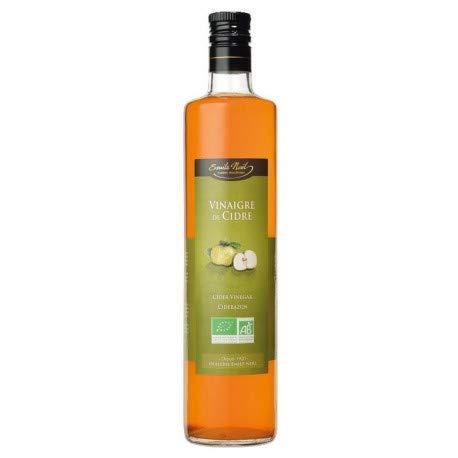 Vinaigre de cidre bio non pasteurisé