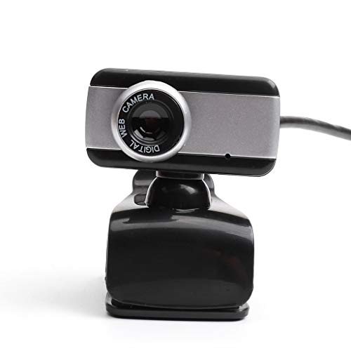 ATATMOUNT Hochauflösende USB-Kamera Videoaufzeichnung Webkamera geeignet für Laptop-PC für Skype-Besprechungen
