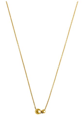 CHRIST Damen-Kette 375er Gelbgold One Size 87716414