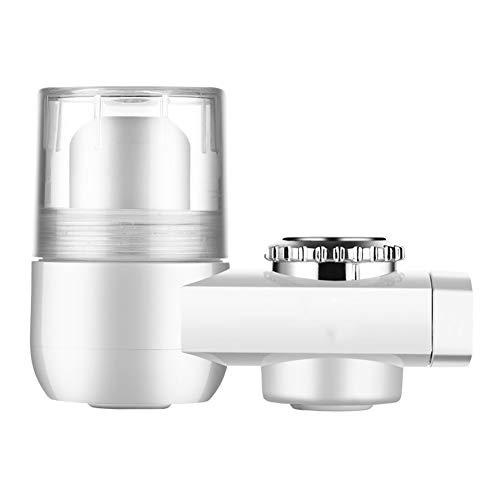 Water Kraan Filtratiesysteem, Kraan Filter Tap Water Filter 6-Tier Keramische Filter Keukenkraan Wasbaar Water Keuken Accessoires