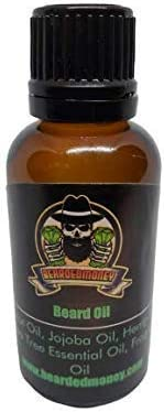 Pumpkin Spice Beard Oil Limited Edition A velvety pumpkin pie with almond extract lemon peel product image
