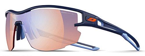 Julbo Herren Aero Sonnenbrillen, Blau (Bleu Foncé), Einheitsgröße
