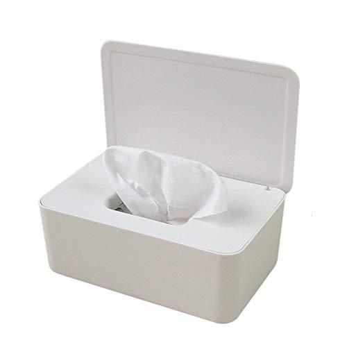 NO BAND Wet Tissue Box Desktop Seal Baby doekjes Papier Opbergdoos Huishoudelijke Plastic stofdicht Met Deksel Tissue Box Voor Thuis Office Decor