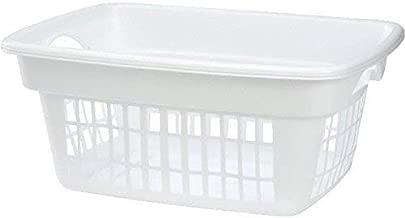rubbermaid through-handle laundry basket