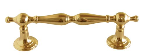 Imex El Zorro B-76013 B-76013-Manillón torneado (latón Brillo, 300 mm)