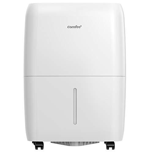 Comfee Luftentfeuchter / Bautrockner / Luftreiniger DG-30 Power 2in1 / 3 Jahre Garantie, 30 Liter, Raumgröße ca. 72m²/180m³