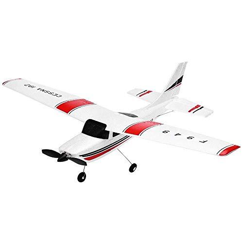 Spielzeug Modell Fernbedienung Flugzeuge Child Boy Segelflugzeug 2,4 GHz Simulation Hubschrauber Navigation Modell Flugzeug Spielzeug Langflug Aufladen Anfänger Kinder 'BestYear Christmasairplane Ges