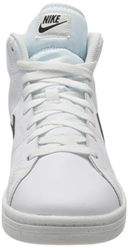 Nike Court Royale 2 Mid, Sneaker Hombre, White/Black-White Onyx, 42 EU