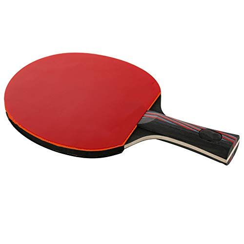 Buy Jdeepued Table Tennis Paddle Floor Tennis Racket Professional Training Competition Table Tennis ...