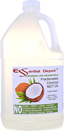 Coconut Oil - Fractionated - MCT Oi…