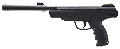 Umarex Trevox Break Barrel .177 Caliber Pellet Gun Air Pistol, Black, One Size (2251348)