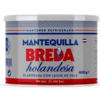 MANTEQUILLA HOLANDESA sin sal 400gr