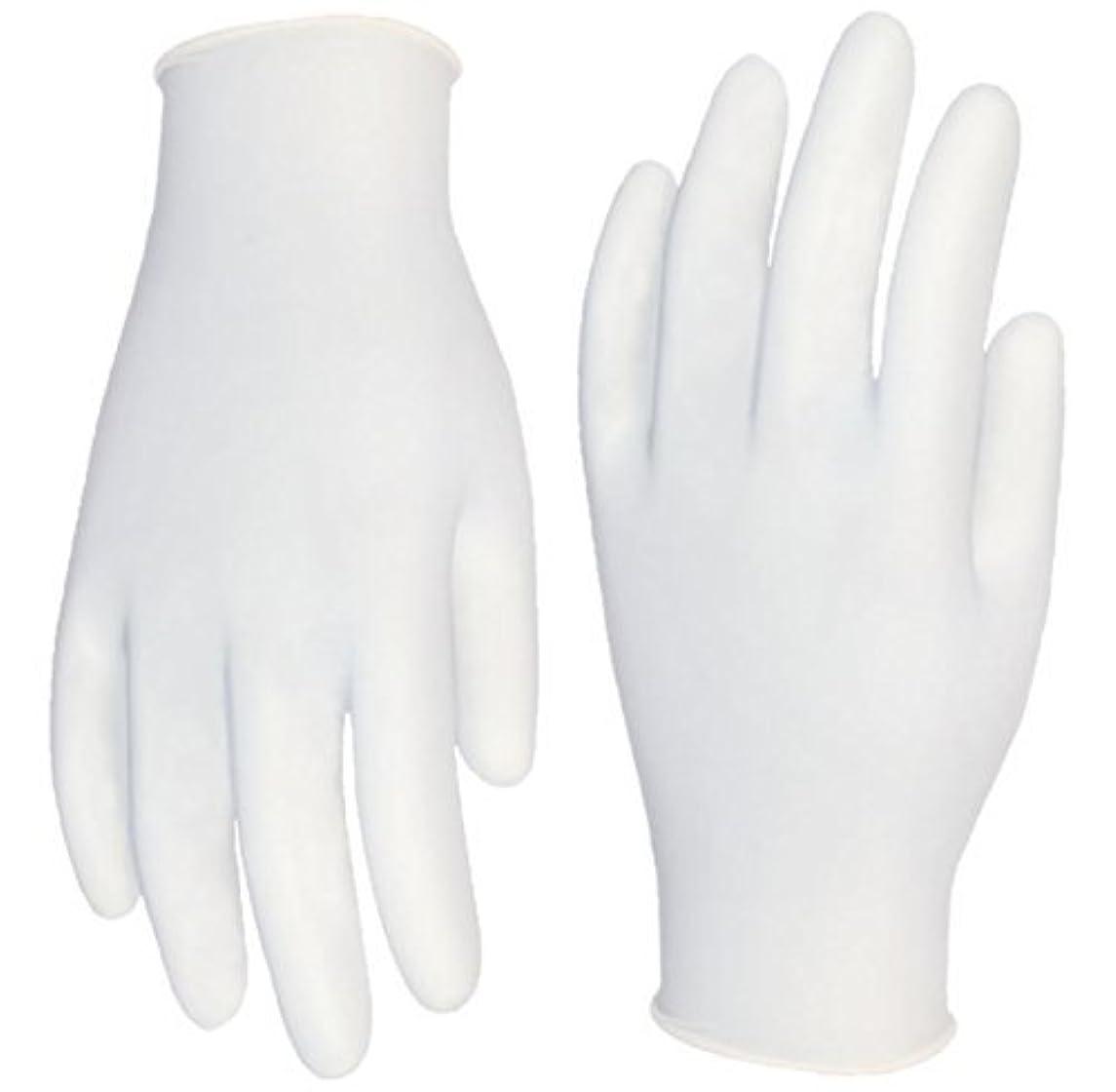 ティーム散らすごちそうCordova Safety Products 4015XL Silver Industrial Grade Latex Powder Free Disposable Gloves, X-Large [並行輸入品]