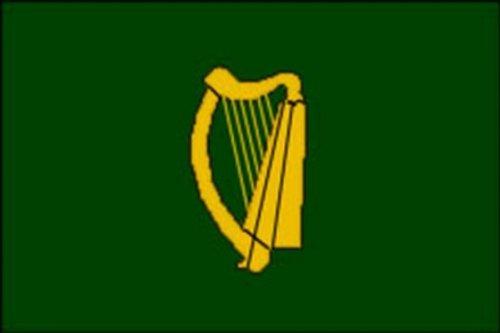 AZ FLAG Bandera de la Provincia DE Leinster 90x60cm - Bandera DE Leinster EN Irlanda 60 x 90 cm