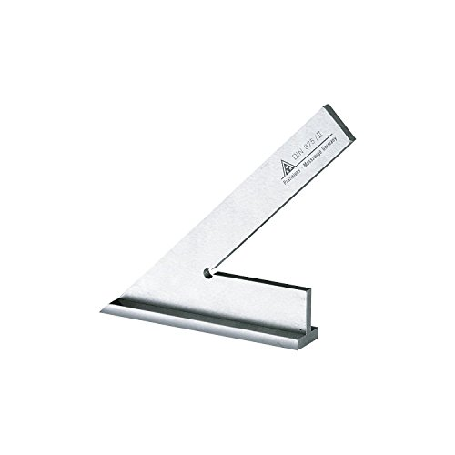 RBM ángulo de inglete 45grados din875–2con bisagra Longitud de pata, 150x 100mm, 1pieza–Escuadra (