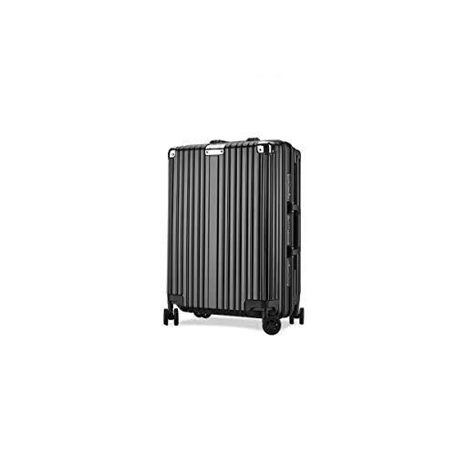 Aluminum Frame Trolley Case Universal Wheel 20/22/24/26/28 Inch Suitcase Fashion Suitcase Suitcase
