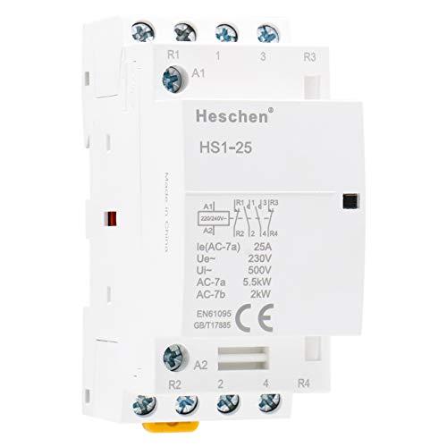 LADN22 F4-22 2 Normale Aperto//Chiuso Modalit/à scossa elettrica Contatto ausiliario per contattore AC