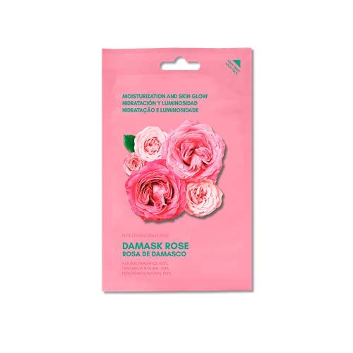 Holika Holika Pure Essence Facial Sheet Mask, Damask Rose, 23 ml