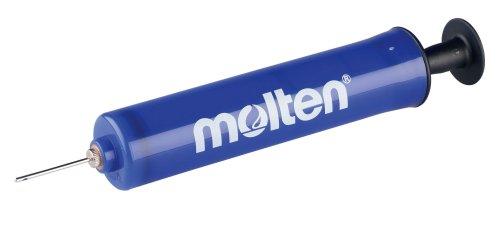 Molten Luftpumpe Ballpumpe HP18, mehrfarbig (Blau/Schwarz), One Size, HP18-BL