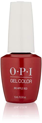 OPI Esmalte De Uñas (Color Big Apple Red) - 15 ml.