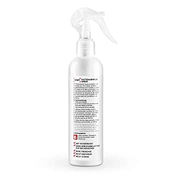 DFNT Répulsif pour Chats d'intérieur et d'extérieur Spray répulsif pour Chats 250ml Répulsif Alternatif à ultrasons pour Chats l Désactivation du Chat Biodégradable