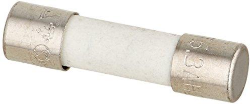 5 Qty. 5x20mm 6.3A Slow-Blow Ceramic Fuse T6.3a 250v