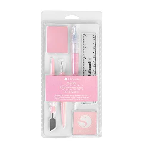 Kit outils pour silhouette 'silhouette ' Rose 6 Pièces