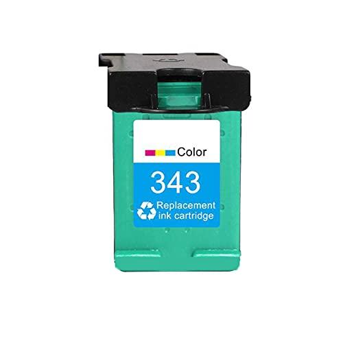 Cartucho de tóner compatible con HP 343 337 para HP 5940 6940 6980 7110 K7100 2575 8750 C4180 D5160, conductor láser de impresora de alta definición, impresión a color
