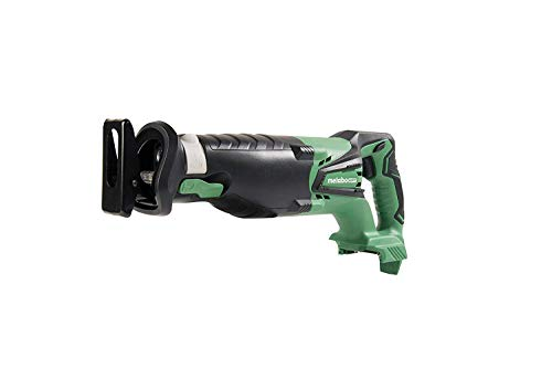 METABO HPT CR18DGLP4 18V Li-Ion 18-Volt Cordless Reciprocating Saw, Tool Only (No Battery or Charger)