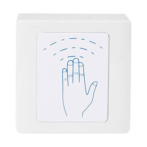 Interruptor de apertura de puerta con sensor de mano sin contacto, onda de inducción de palma sin contacto para abrir para puerta automática
